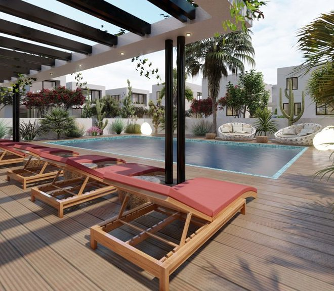 Modern 3-Bedroom Villas in Limassol, Cyprus, AK12576 image 2