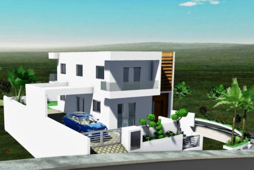 House C view 1