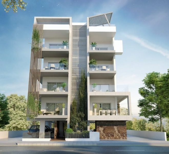 Contemporary 2-Bedroom Apartments for sale in Larnaca image 1