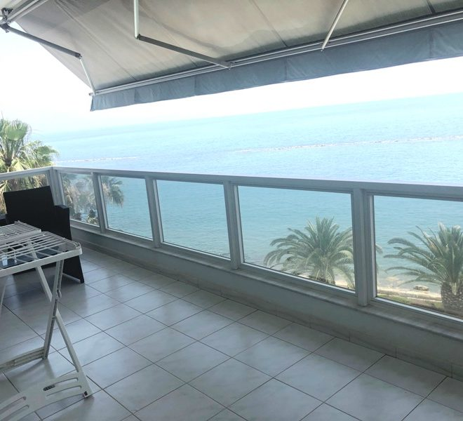 Sea View 2-Bedroom Apartment in Limassol, Cyprus, MK12034 image 1