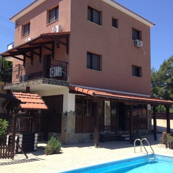 Spacious 4-Bedroom House in Limassol, Cyprus, MK11592 image 1