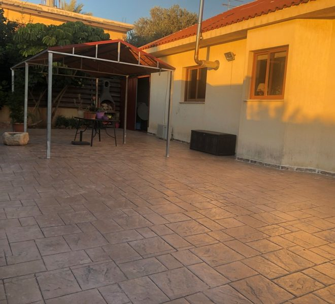 Limassol Property Three Bedroom Detached House in Kolossi, Cyprus, MK12836 image 1