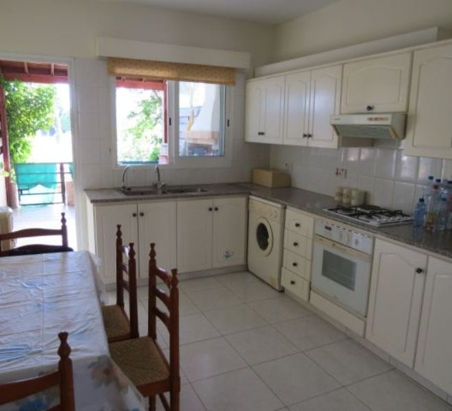 Cozy 3-Bedroom Maisonette in Paphos, Cyprus, MK11503 image 3