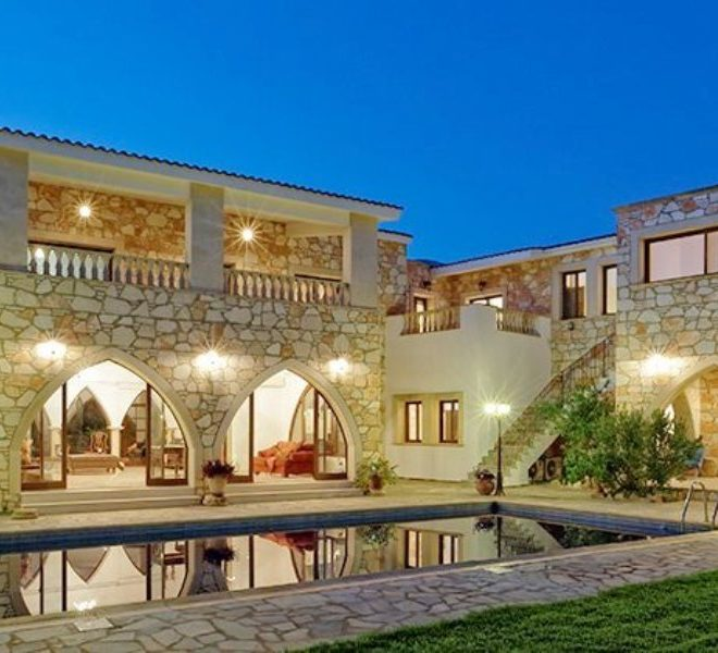 Beautiful 6-Bedroom Villa in Paphos, Cyprus, AK11524 image 2