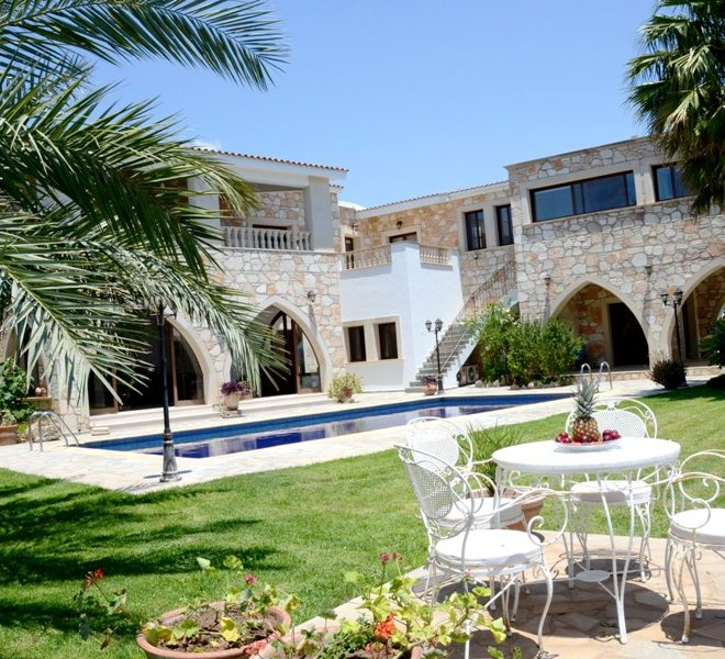 Beautiful 6-Bedroom Villa in Paphos, Cyprus, AK11524 image 1