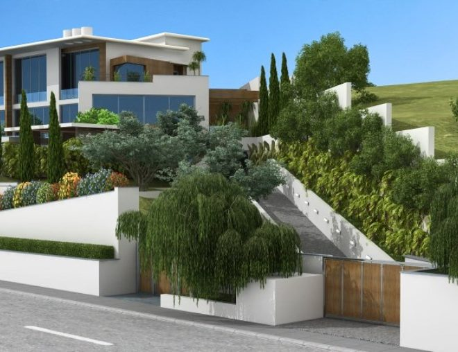 Luxury 6-Bedroom Villa in Limassol, Cyprus, MK12528 image 3