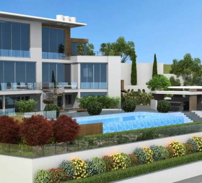 Luxury 6-Bedroom Villa in Limassol, Cyprus, MK12528 image 1