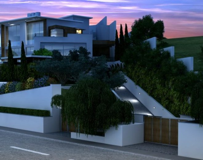 Luxury 6-Bedroom Villa in Limassol, Cyprus, MK12528 image 2