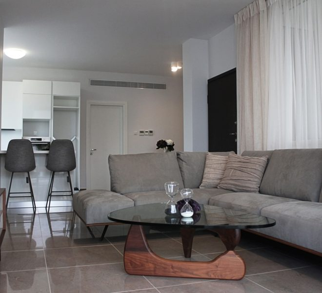 Modern 2-Bedroom Apartment in Limassol, Cyprus, AK12518 image 1