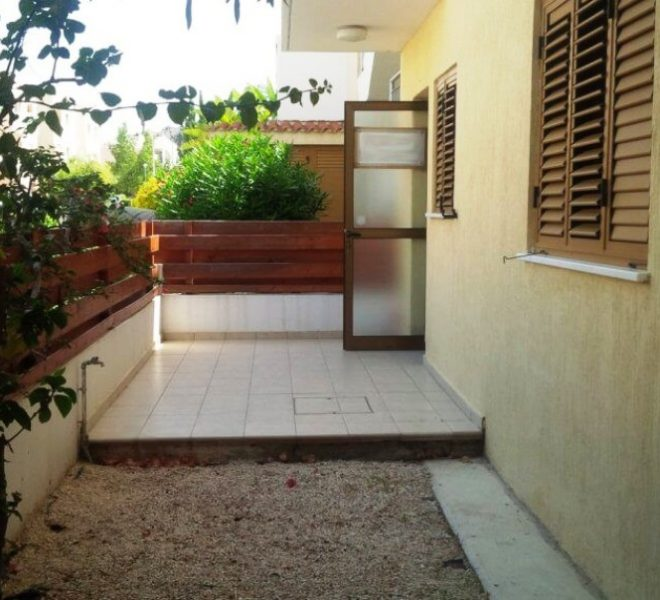 Ground Floor Apartment for sale in Paphos image 1
