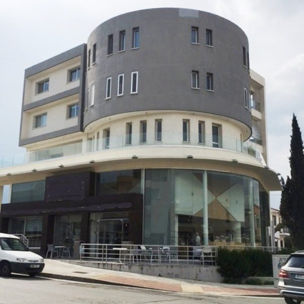 Low Rise Commercial Building in Nicosia, Cyprus, MK11073 image 1