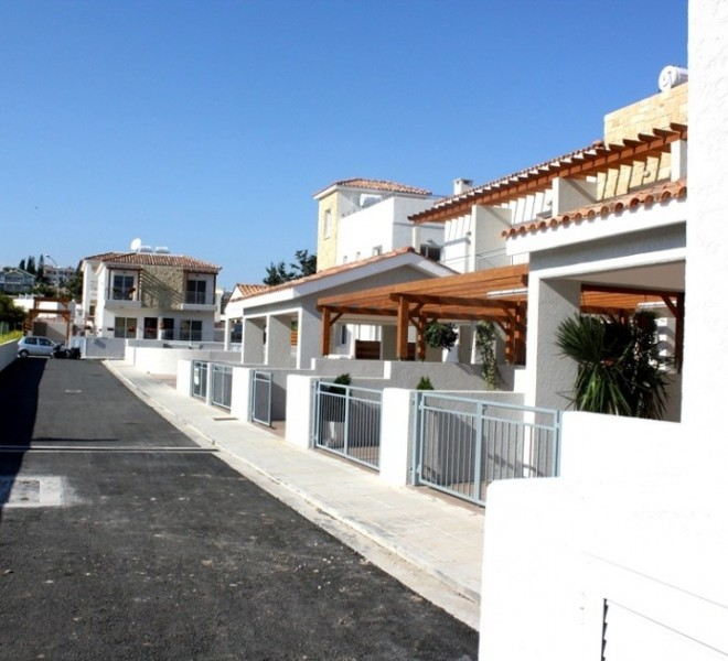 2-Bedroom Maisonette in New Complex in Germasogeia, Cyprus, NE10273 image 1