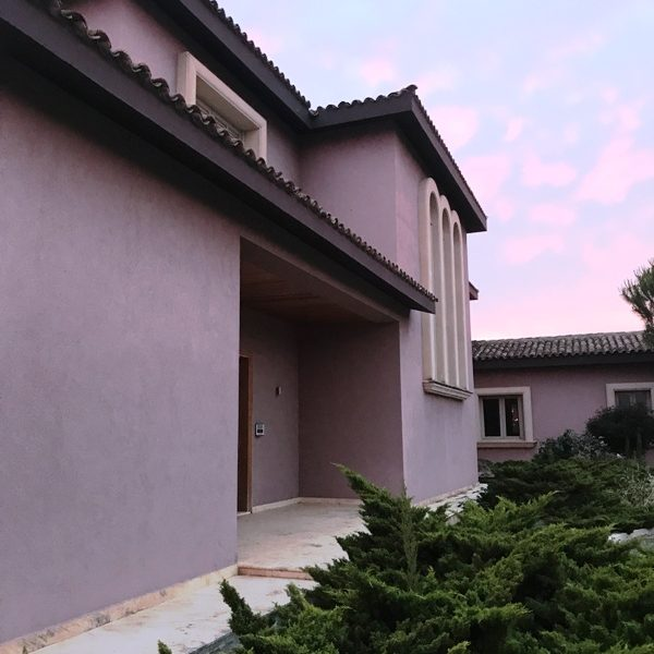 Luxury Tuscan Style Villa for sale in Limassol image 4