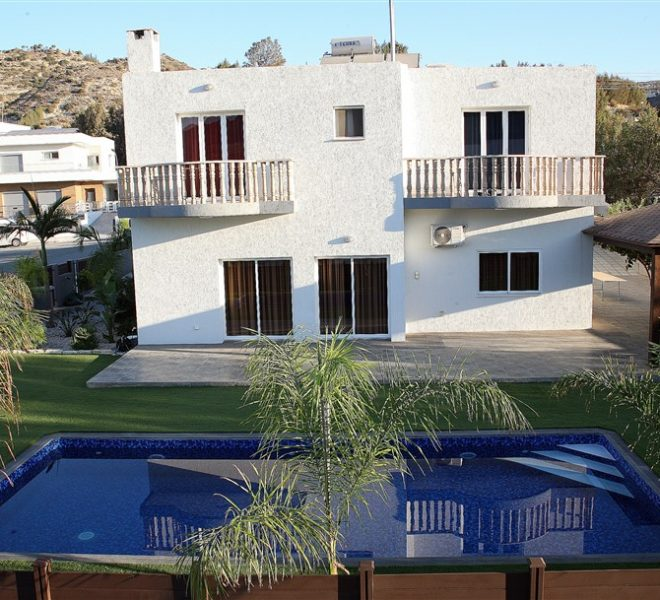 Limassol Property Four Bedroom Cozy House in Palodia, Cyprus, AE13187 image 2