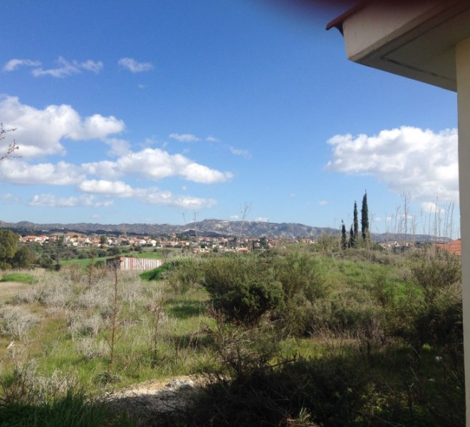 Large Plot in Pyrgos in Λεμεσός, Κύπρος, Cyprus, NE10227 image 3