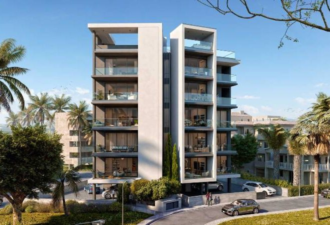 Limassol Property New Contemporary  Apartments Located At The Town Centre in Limassol, Cyprus, AE12837 image 1
