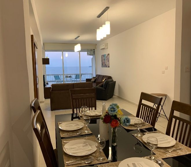 Limassol Property Beachfront 2 Bedroom Apartment For Rent in Neapolis in Limassol, Cyprus, AE12780 image 3