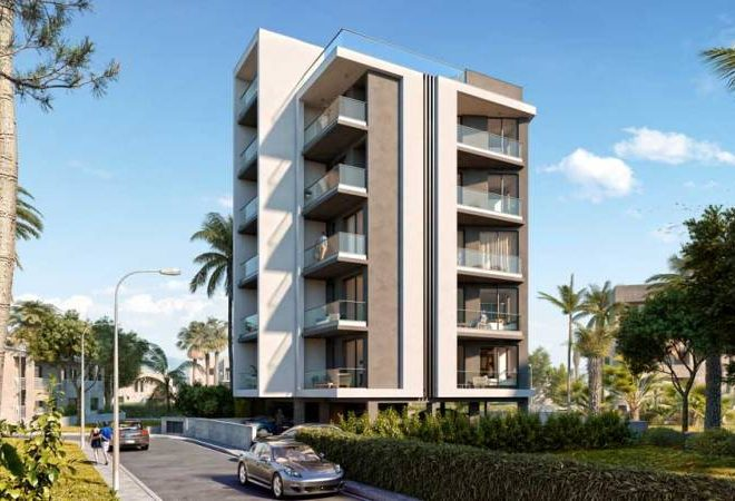 Limassol Property New Contemporary  Apartments Located At The Town Centre in Limassol, Cyprus, AE12837 image 2
