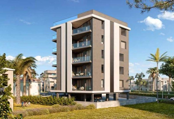 Limassol Property New Contemporary  Apartments Located At The Town Centre in Limassol, Cyprus, AE12837 image 3