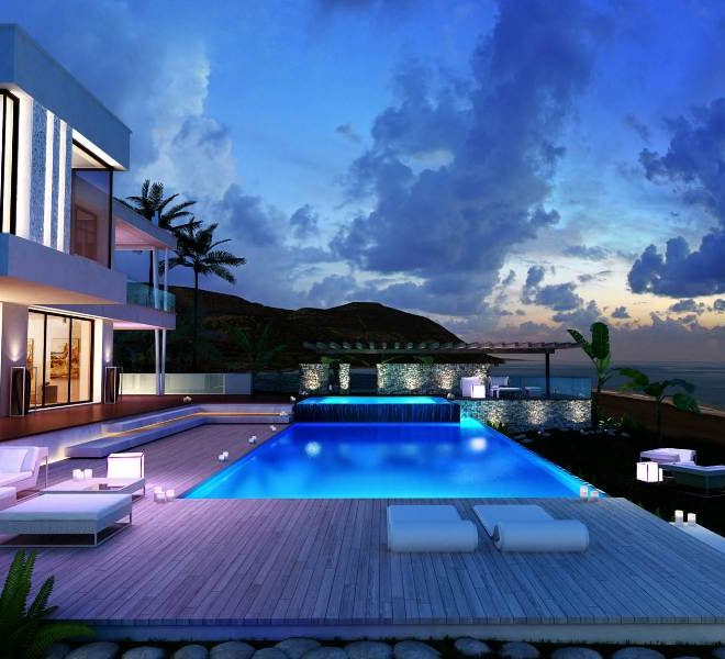 Seafront Luxurious Villas in Limassol, Cyprus, CM12396 image 2