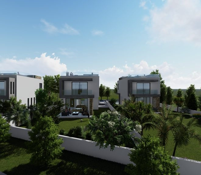 Elite 3-Bedroom Villas in Paphos, Cyprus, AE12335 image 3