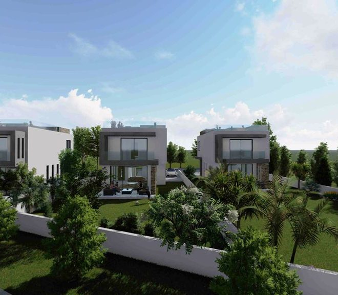 Elite 3-Bedroom Villas in Paphos, Cyprus, AE12335 image 2