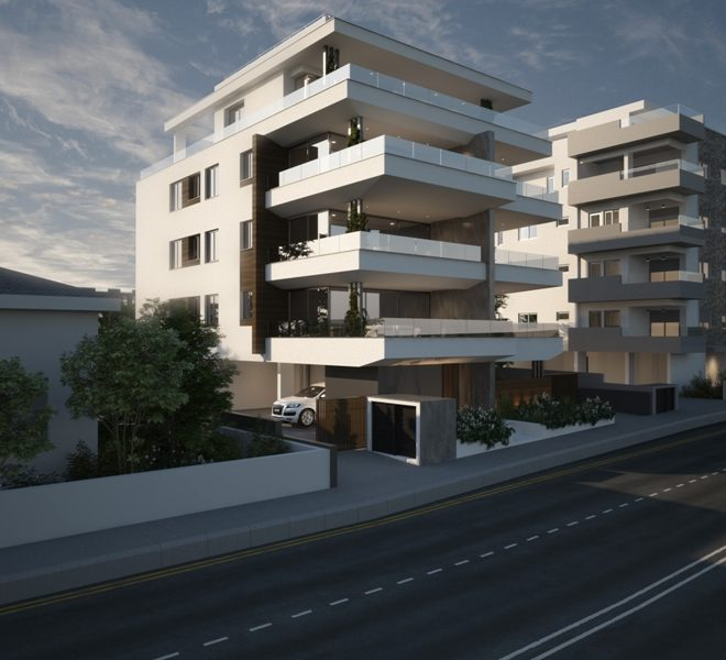 Contemporary Apartments in City Center for sale in Limassol MK11394 image 2