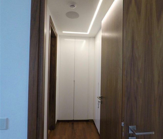 LINEAR - MASTER BED, WARDROBES