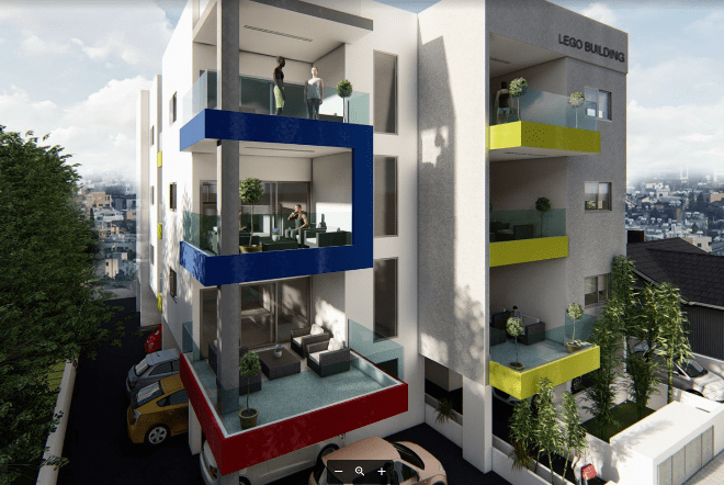 Limassol Property Modern Two Bedroom Apartments in Limassol, Cyprus, AE12817 image 3