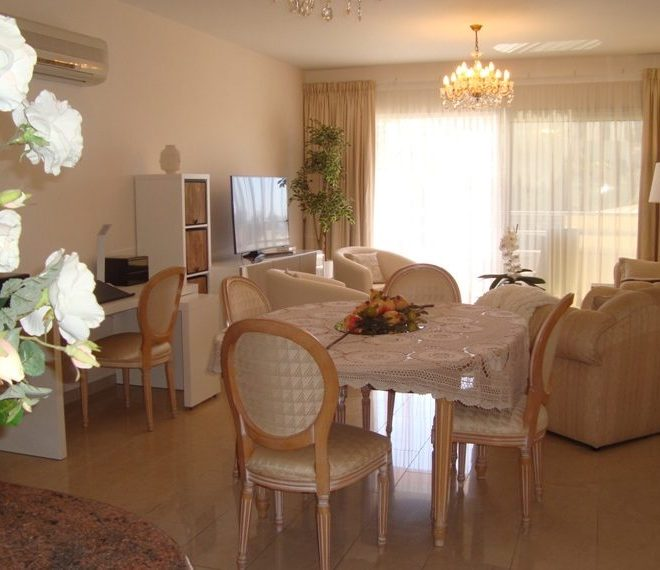 Limassol Property Cozy Three Bedroom Apartment In Agios Tychonas in Agios Tychon, Cyprus, MK12936 image 2