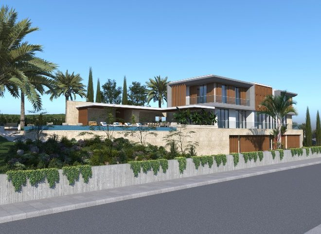 Limassol Property Luxury Six Bedroom Villa in Mouttagiaka, Cyprus, AE12700 image 1