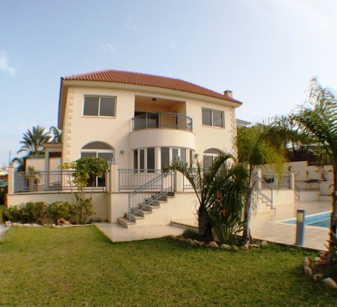 Luxury 5-Bedroom Villa for sale in Limassol image 1