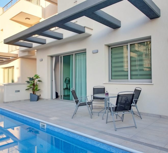 Luxury 3-Bedroom Villa in Limassol, Cyprus, AK11625 image 1