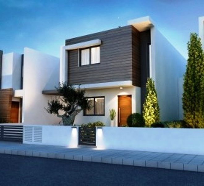 Modern 3-Bedroom House in Nicosia, Cyprus, MK12447 image 2