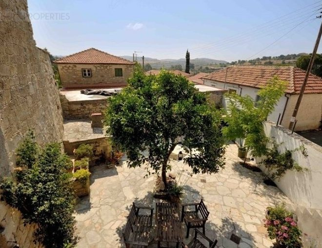 Limassol Property Three Bedroom Traditional Village Stone House for sale in Malia MK12718 image 2