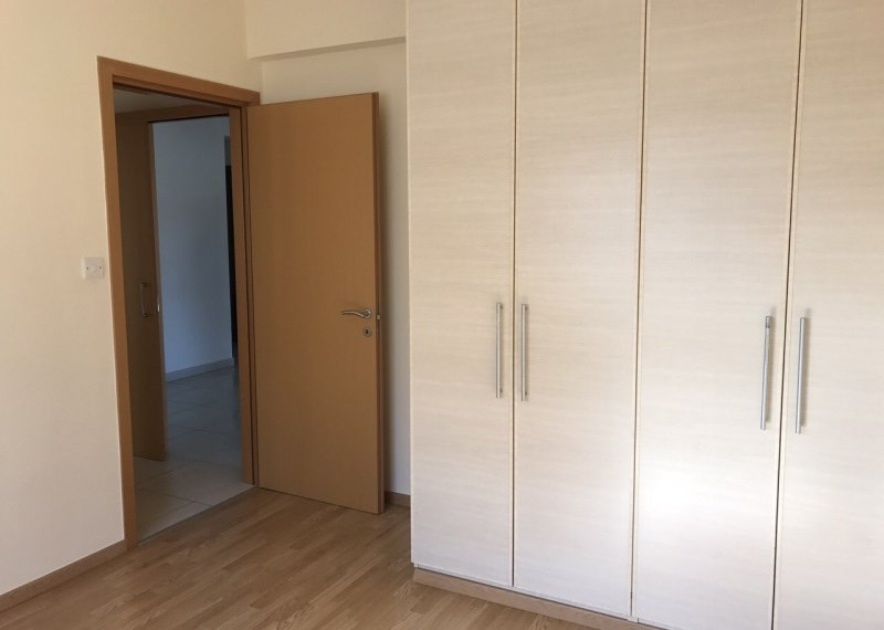 Master Bedroom - Door