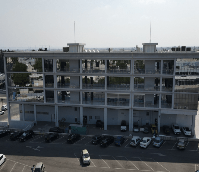 Limassol Property Modern Three Floor Office Building in Agias Filaxeos, Limassol, Cyprus, AE12816 image 2