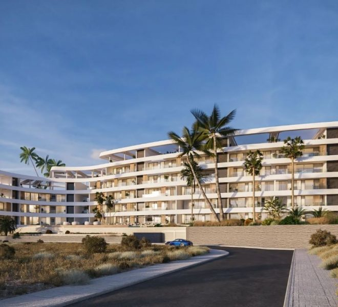Limassol Property High-Aesthetic Residential Sea View Apartments In Ayios Athanasios in Agios Athanasios, Cyprus, MK12870 image 1