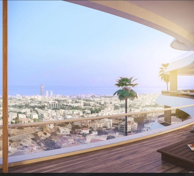 Limassol Property High-Aesthetic Residential Sea View Apartments In Ayios Athanasios in Agios Athanasios, Cyprus, MK12870 image 2