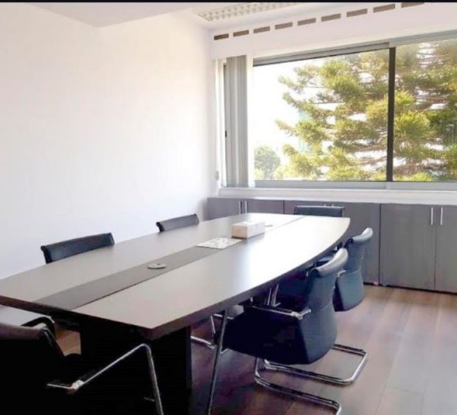 Limassol Property Excellent Serviced Office In Town Center in Arch. Makarios III Avenue, Limassol, Cyprus,  image 1