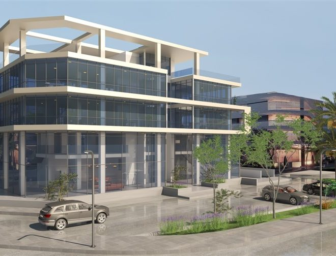 Limassol Property Luxury Office In Commercial Area in Limassol, Cyprus, AE13213 image 1