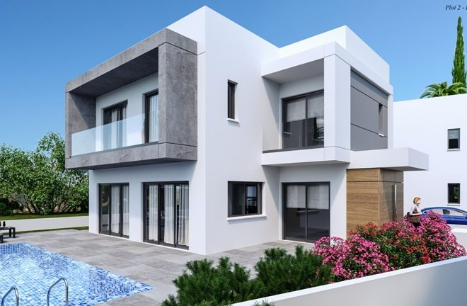 Limassol Property Contemporary Three Bedroom House in Limassol, Cyprus, mk12698 image 2