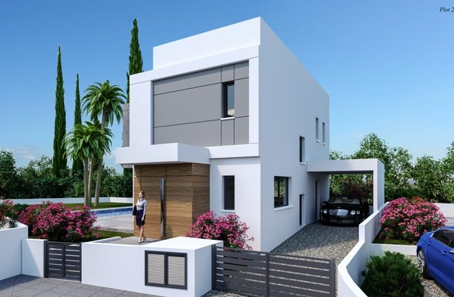 Limassol Property Contemporary Three Bedroom House in Limassol, Cyprus, mk12698 image 3
