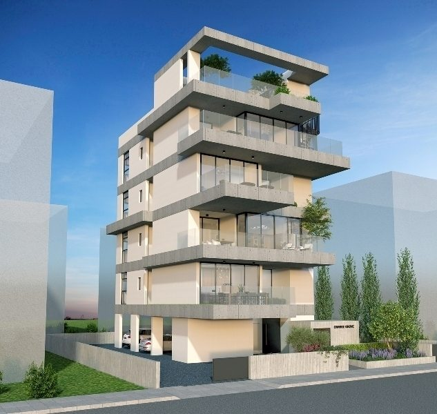 Limassol Property Exclusive Penthouse With Roof Garden in Potamos tis Germasogeias, Germasogeia, Cyprus, MK12689 image 1