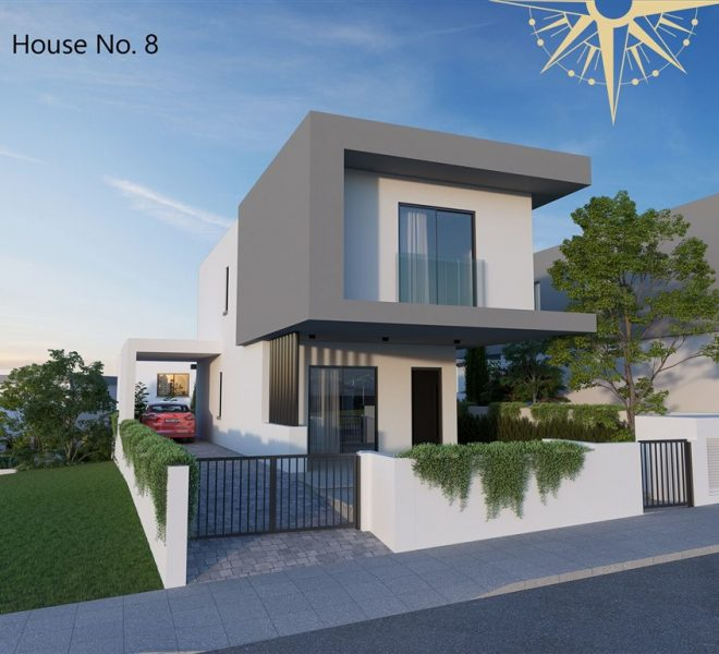 Limassol Property Luxury Modern Four Or Five Bedroom Villas in Agios Athanasios, Cyprus, AM13064 image 3