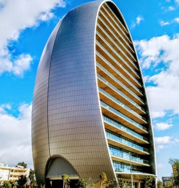 Limassol Property Modern Iconic Office Space Located In Neapolis in Neapolis, Limassol, Cyprus, AE12771 image 1