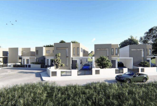 Limassol Property Modern Three Bedroom Detached Houses Located in Paramytha in Paramytha, Cyprus, AE12815 image 1