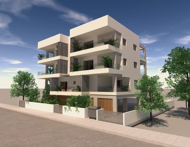 Limassol Property Modern One Bedroom Apartment for Sale in Kato Polemidia, Cyprus, AM12785 image 1