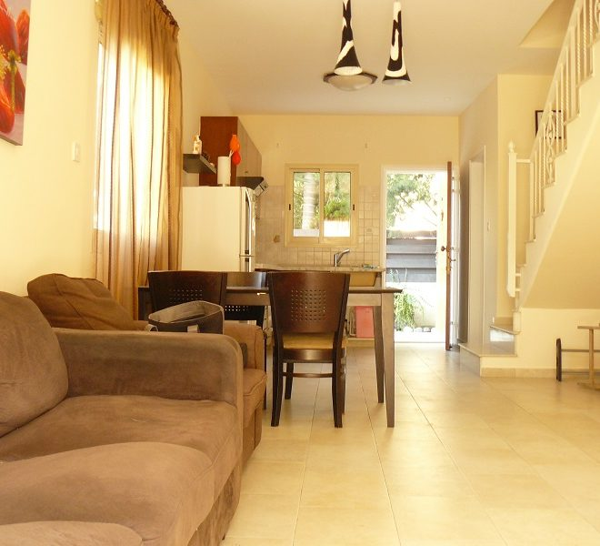 Nice 2-Bedroom Maisonette in Limassol, Cyprus, AK12582 image 1