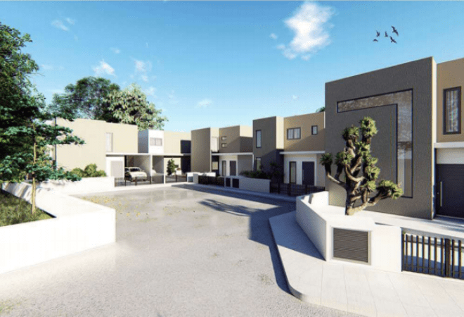 Limassol Property Modern Three Bedroom Detached Houses Located in Paramytha in Paramytha, Cyprus, AE12815 image 2